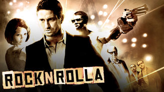 Netflix box art for RocknRolla