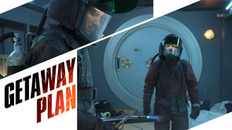 Netflix box art for Getaway Plan